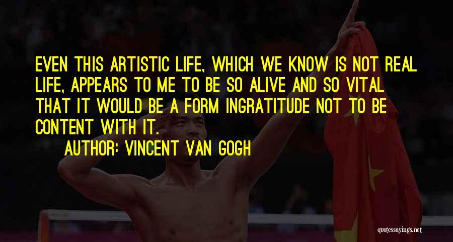 Vincent Van Gogh Quotes 532216