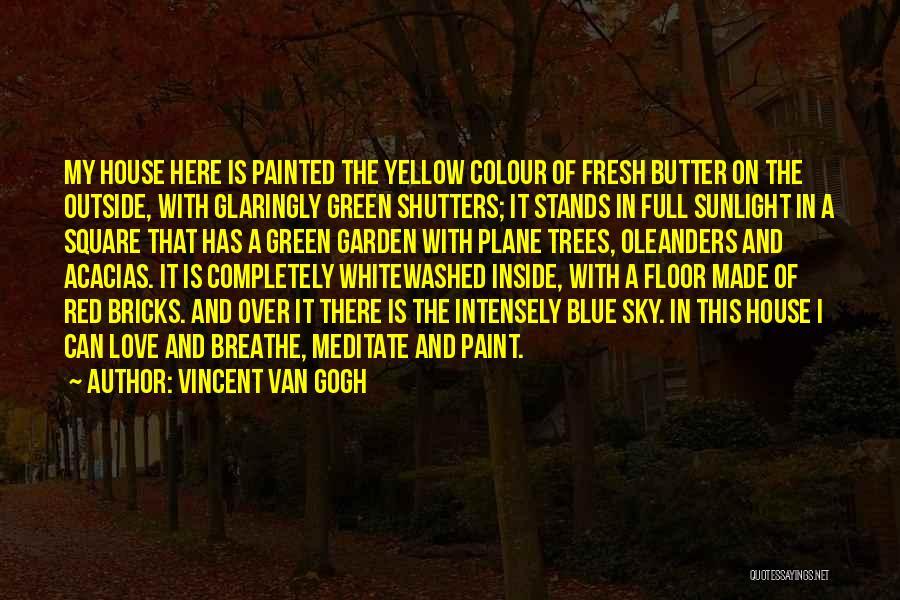 Vincent Van Gogh Quotes 832942