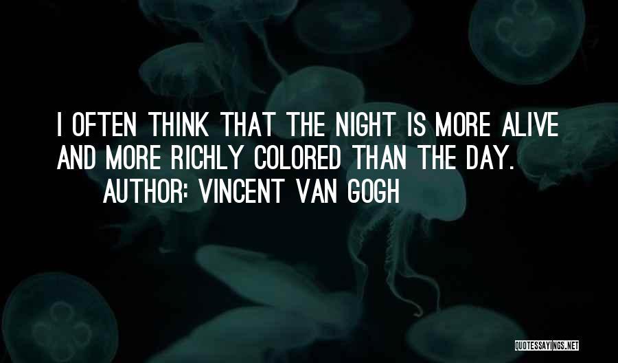 Vincent Van Gogh Quotes 84019