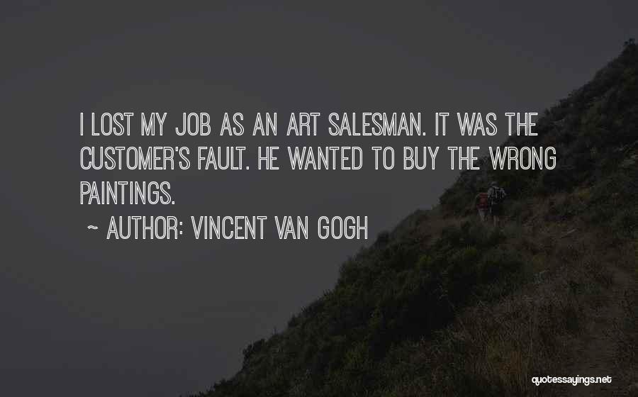 Vincent Van Gogh Quotes 942691