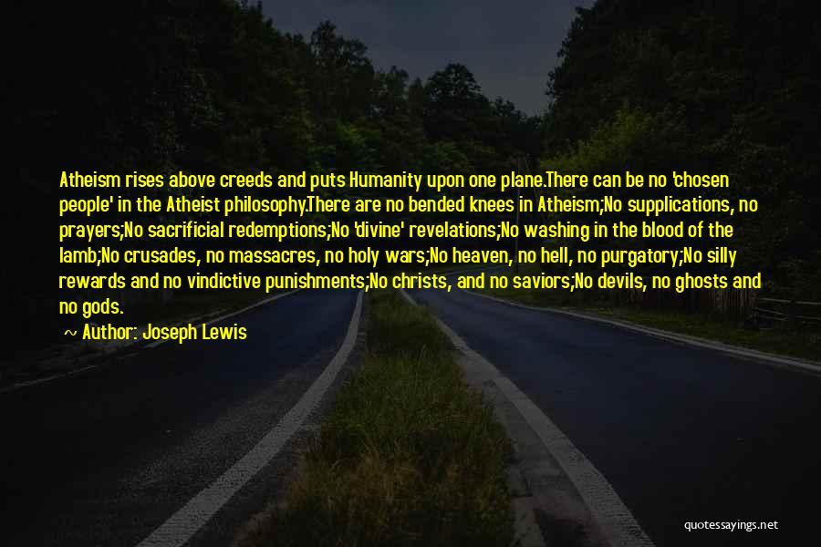 Vindictive Quotes By Joseph Lewis