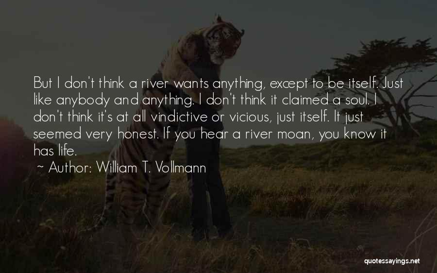 Vindictive Quotes By William T. Vollmann