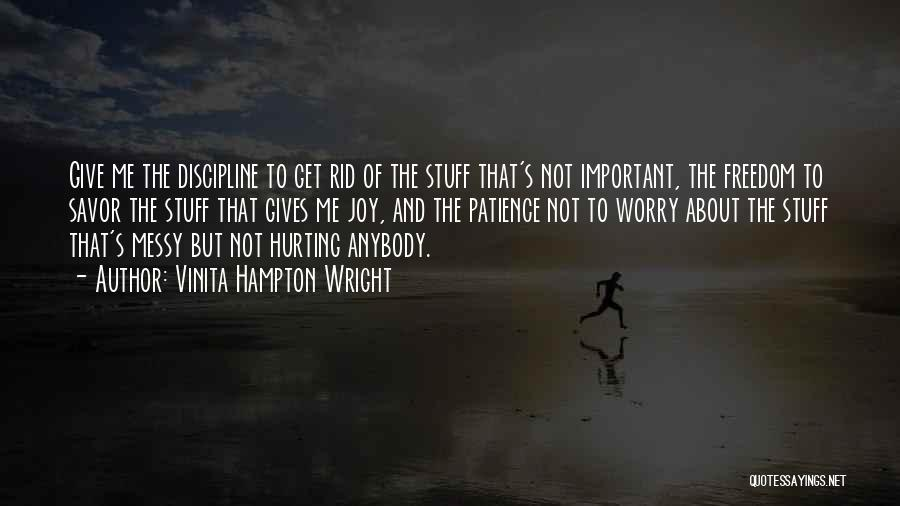Vinita Hampton Wright Quotes 2248108