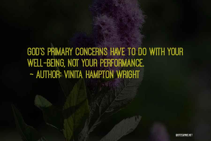 Vinita Hampton Wright Quotes 2264579