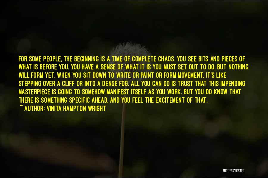 Vinita Hampton Wright Quotes 351317
