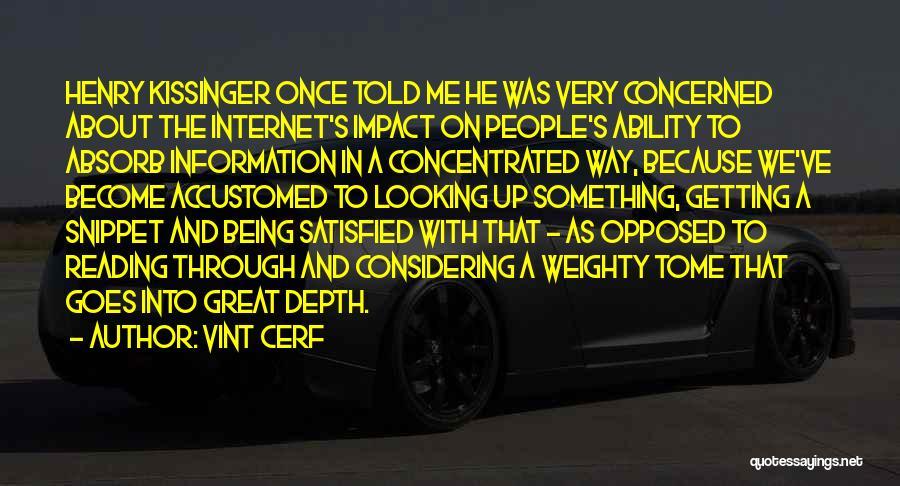 Vint Cerf Quotes 1043318