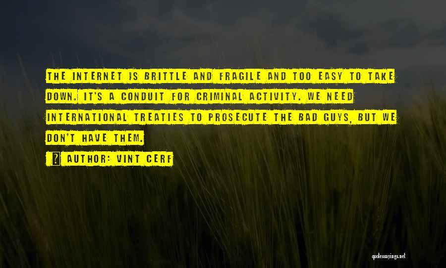 Vint Cerf Quotes 1284648