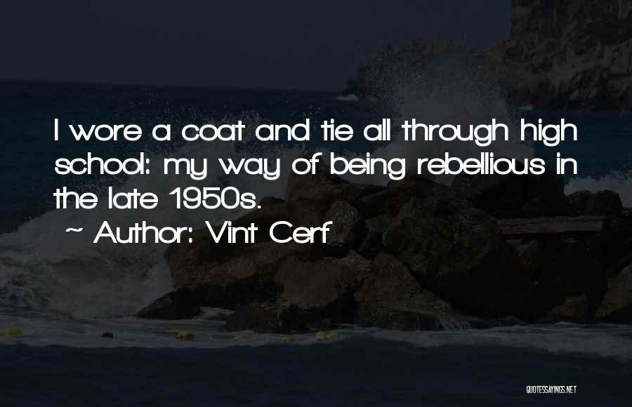 Vint Cerf Quotes 1505763