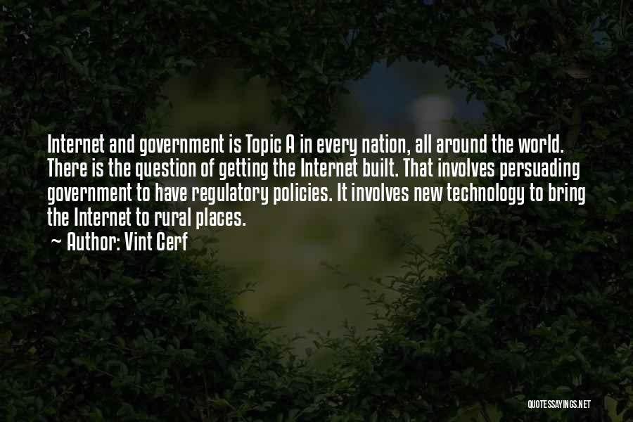 Vint Cerf Quotes 1521681
