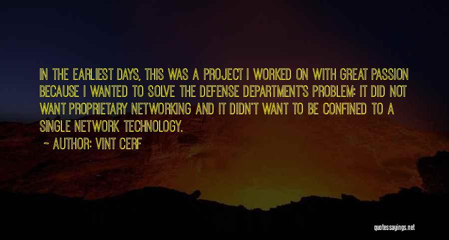 Vint Cerf Quotes 1522738
