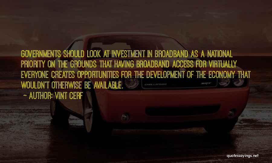 Vint Cerf Quotes 1530730