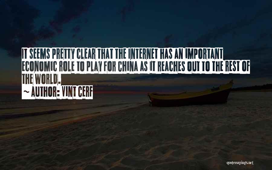 Vint Cerf Quotes 1625765