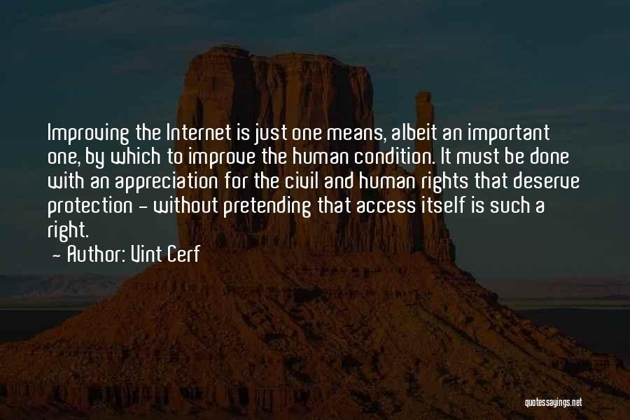 Vint Cerf Quotes 1816461