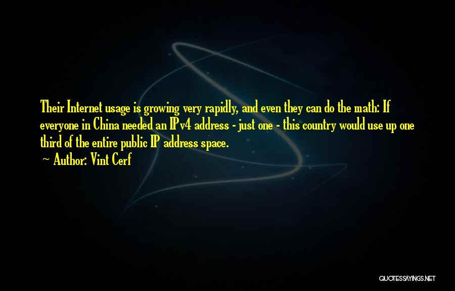 Vint Cerf Quotes 1866928