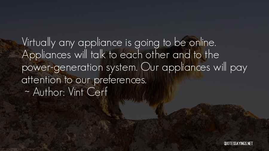 Vint Cerf Quotes 1872535