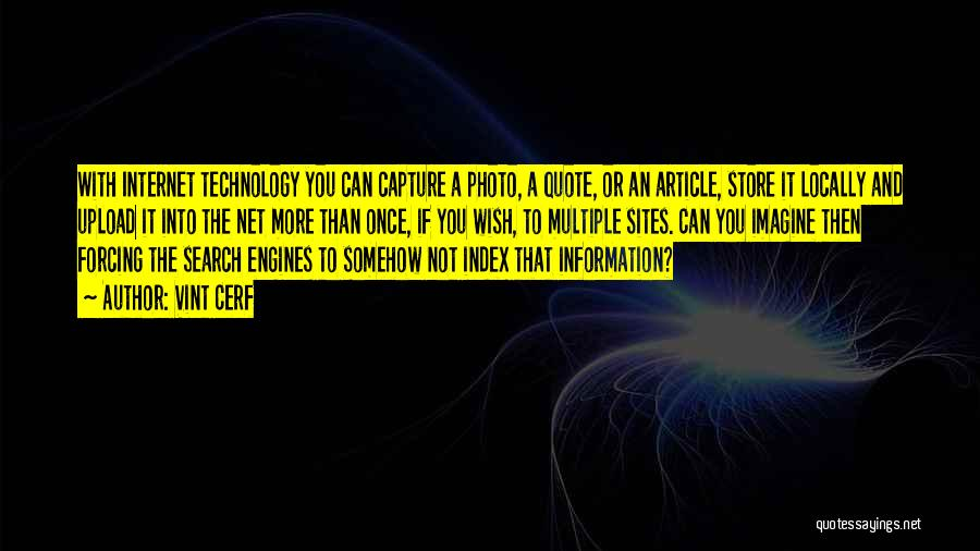 Vint Cerf Quotes 1952272