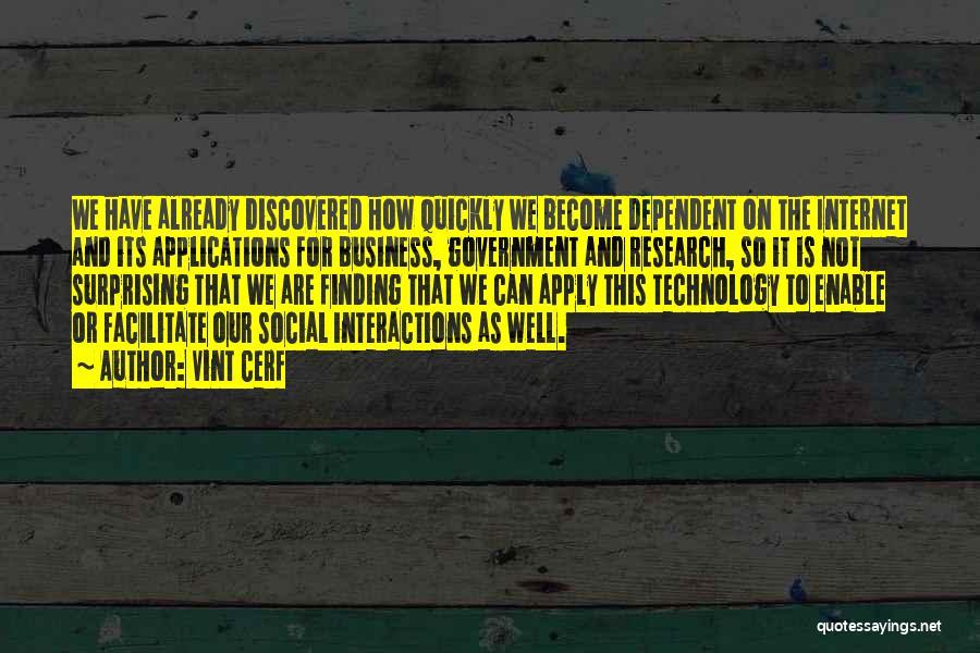 Vint Cerf Quotes 2117640