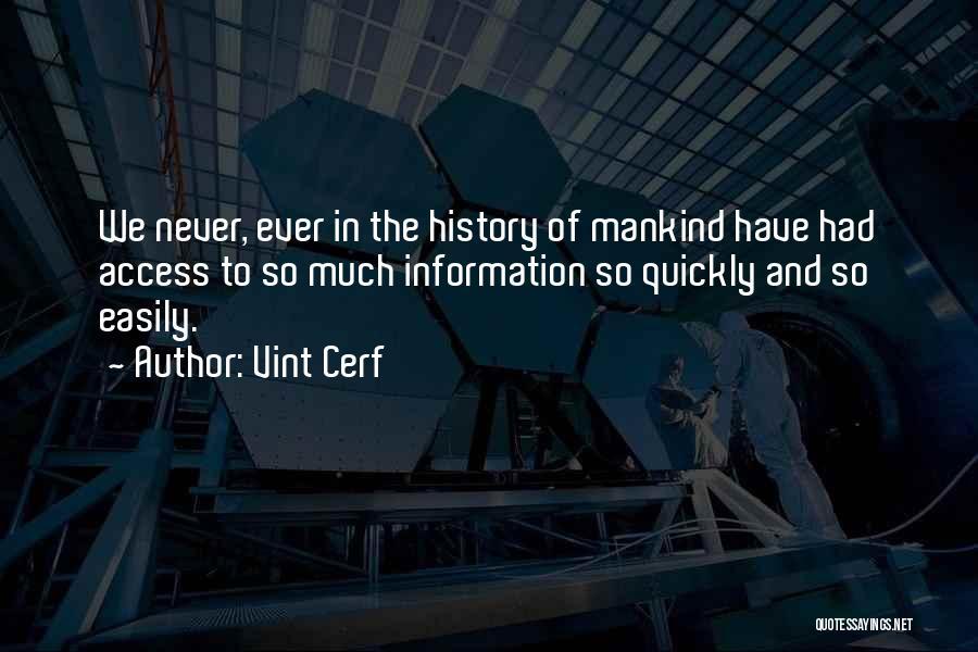 Vint Cerf Quotes 2129105