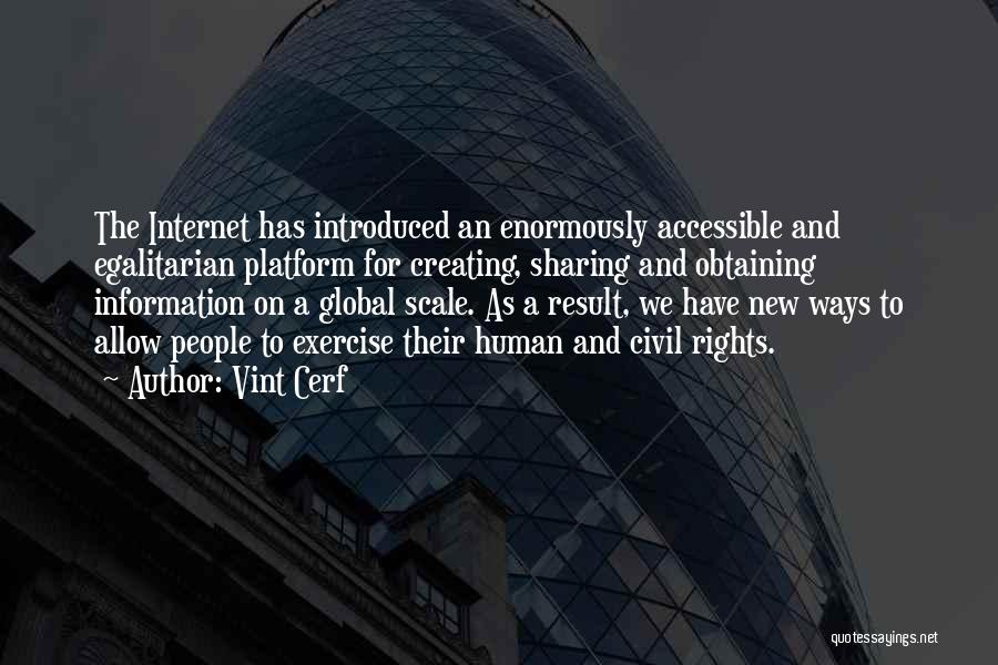 Vint Cerf Quotes 2153407