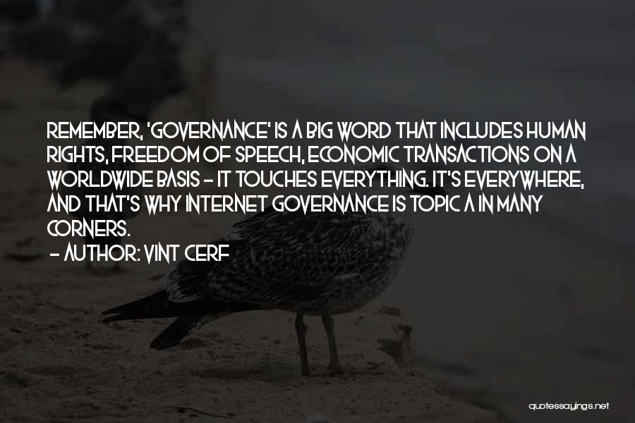 Vint Cerf Quotes 238263