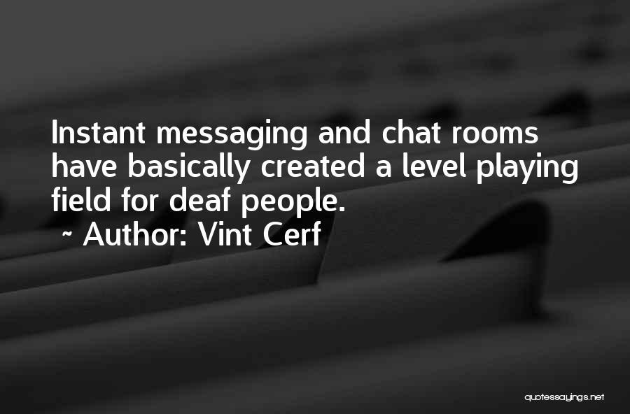 Vint Cerf Quotes 264239