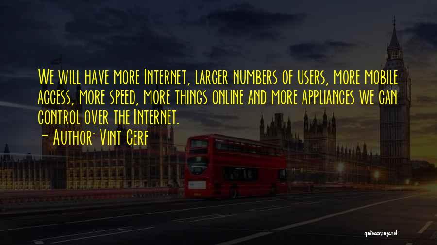 Vint Cerf Quotes 487528