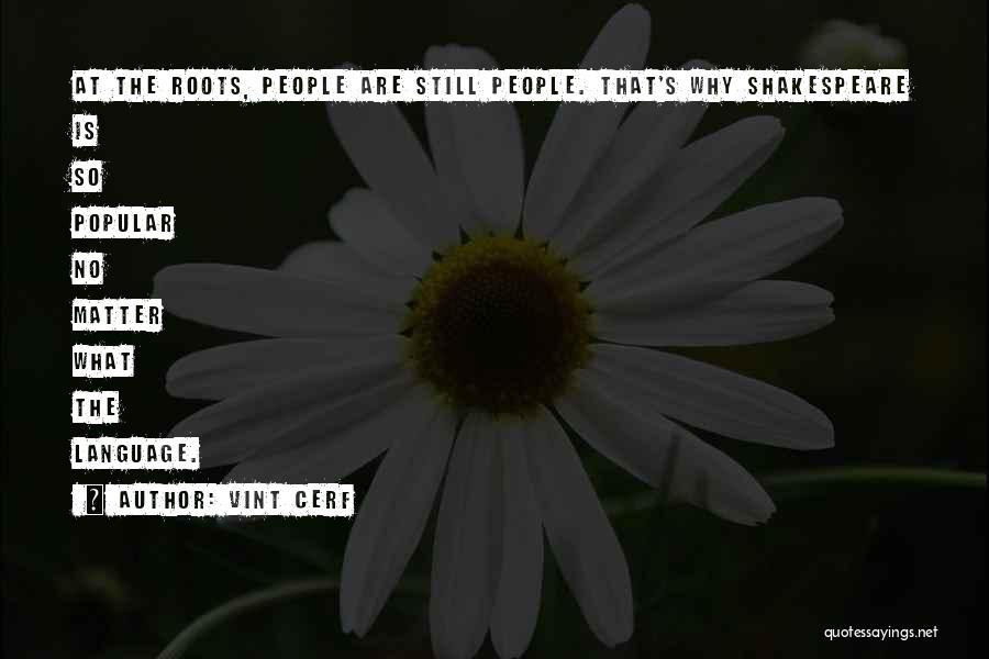 Vint Cerf Quotes 793711