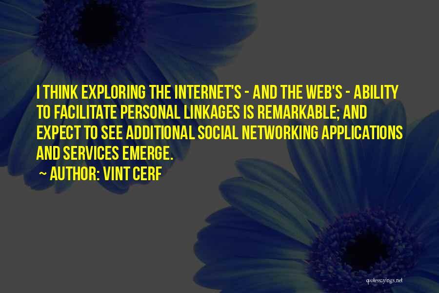 Vint Cerf Quotes 862996