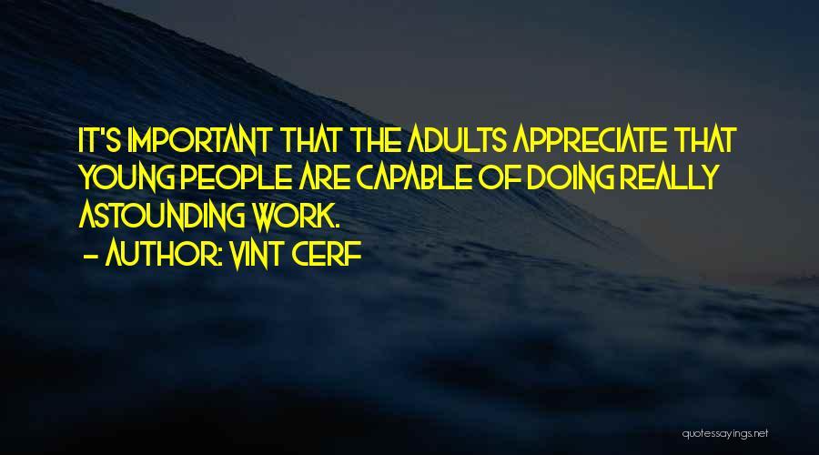 Vint Cerf Quotes 891492