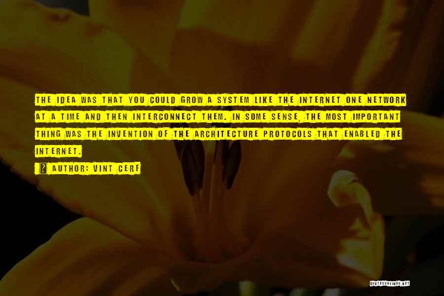 Vint Cerf Quotes 984518
