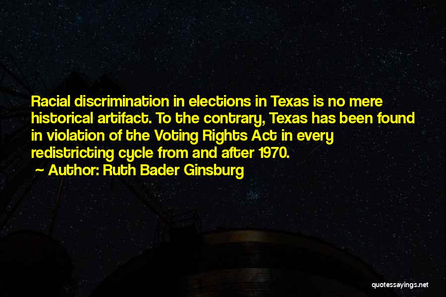 Violation Of Rights Quotes By Ruth Bader Ginsburg