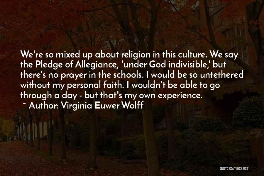 Virginia Euwer Wolff Quotes 1553283
