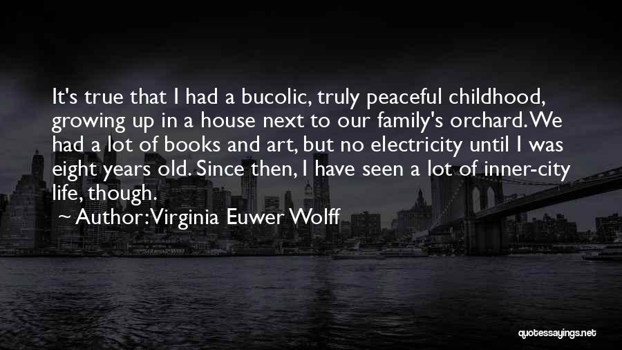 Virginia Euwer Wolff Quotes 2120711