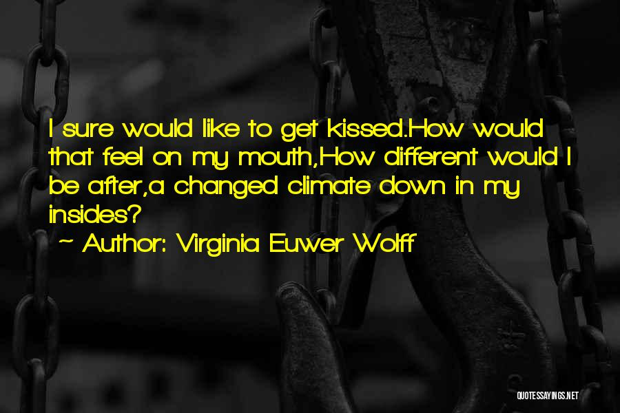 Virginia Euwer Wolff Quotes 371666