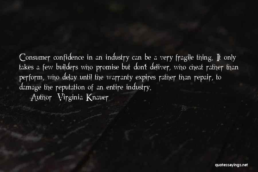Virginia Knauer Quotes 2212935