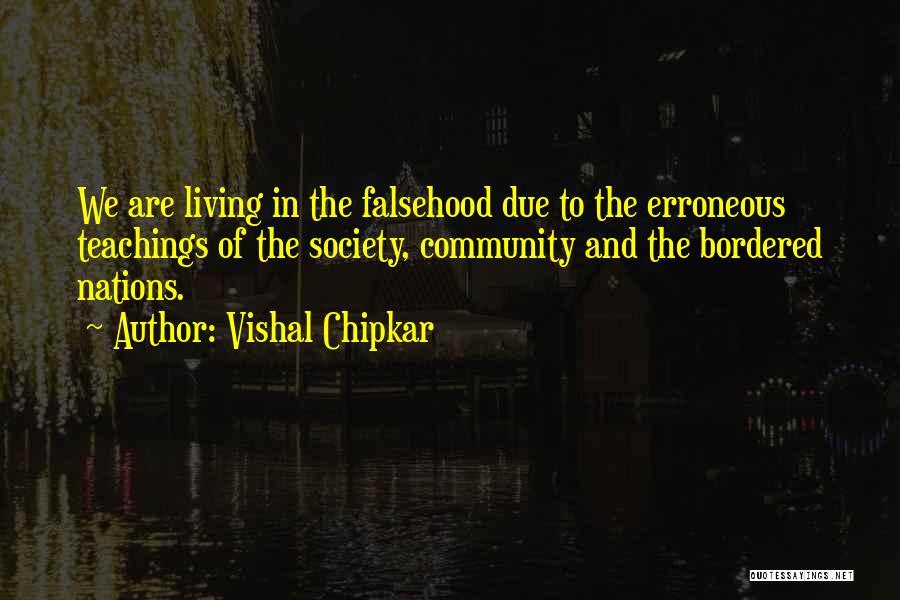 Vishal Chipkar Quotes 151439