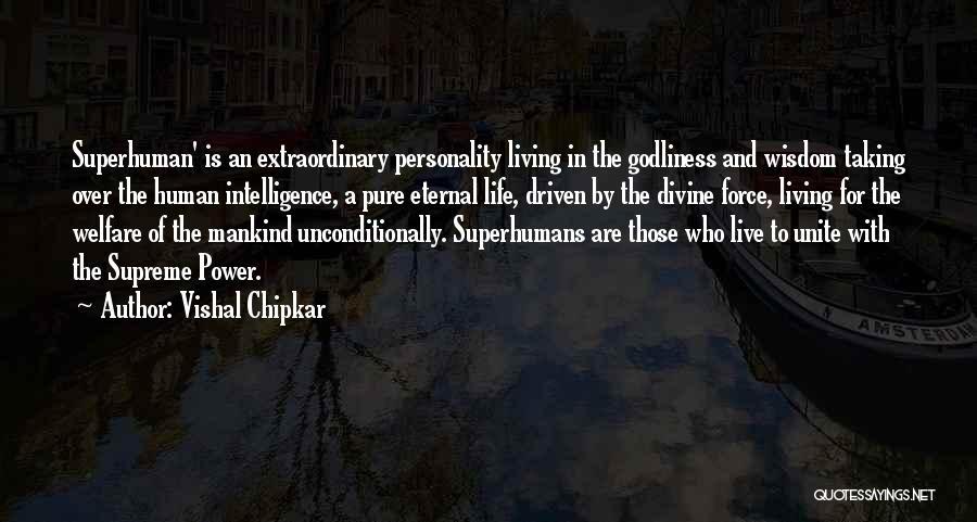Vishal Chipkar Quotes 1907096
