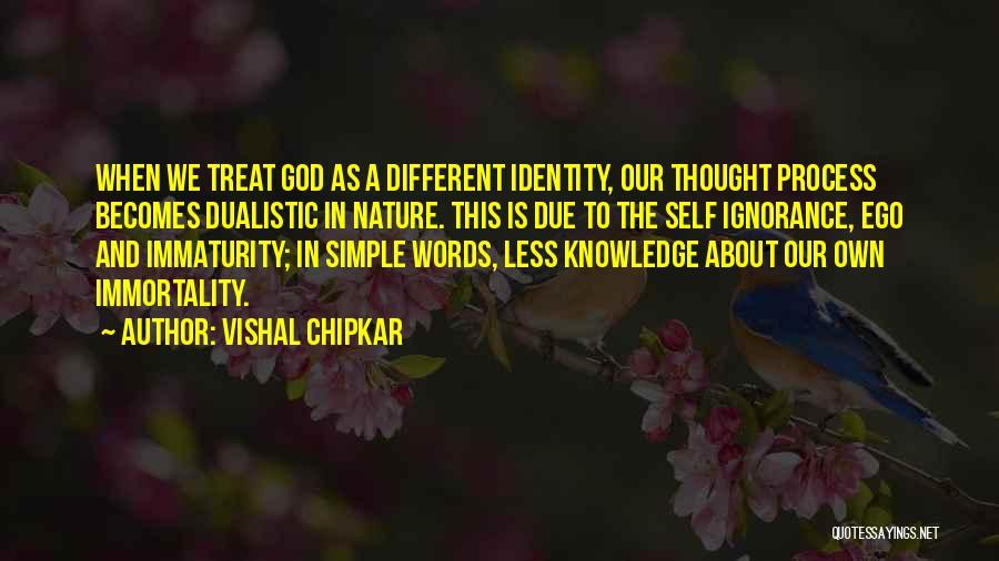 Vishal Chipkar Quotes 914709