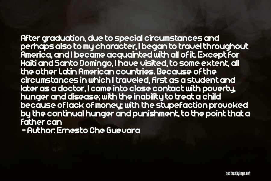 Visited Quotes By Ernesto Che Guevara