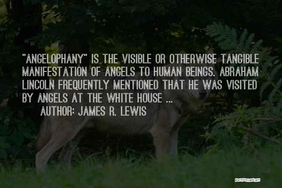 Visited Quotes By James R. Lewis