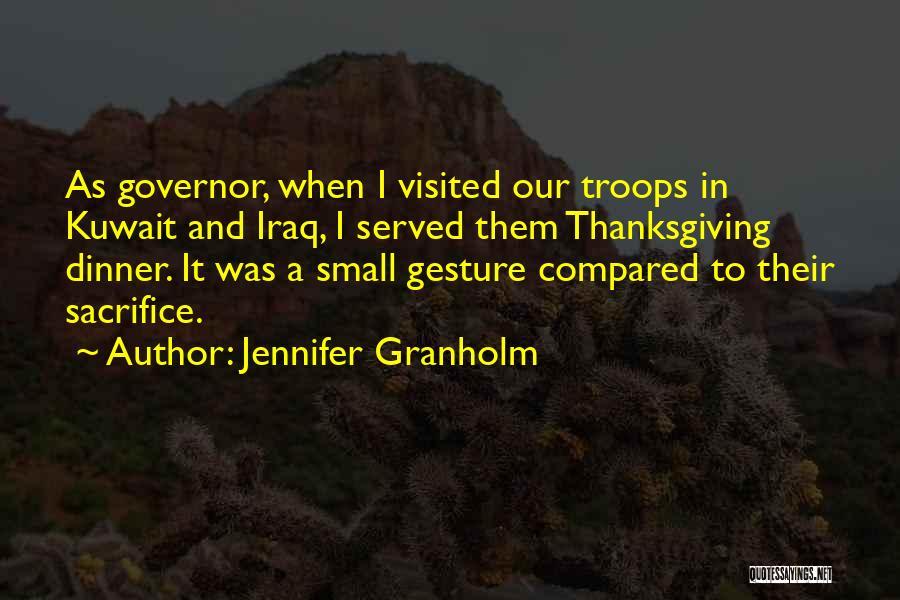 Visited Quotes By Jennifer Granholm