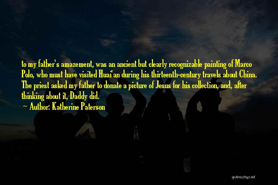 Visited Quotes By Katherine Paterson