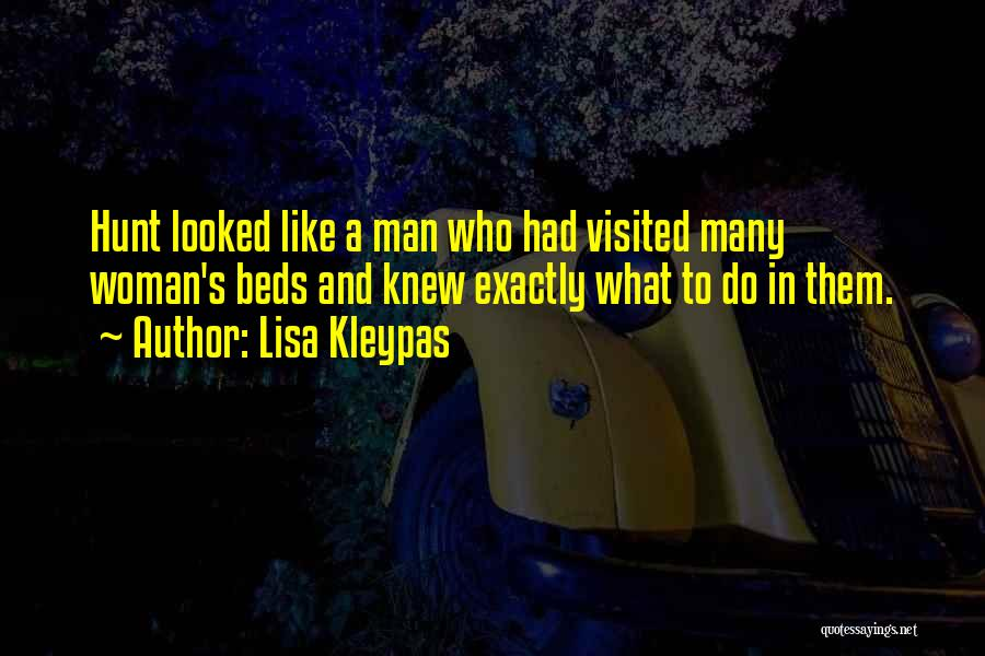 Visited Quotes By Lisa Kleypas