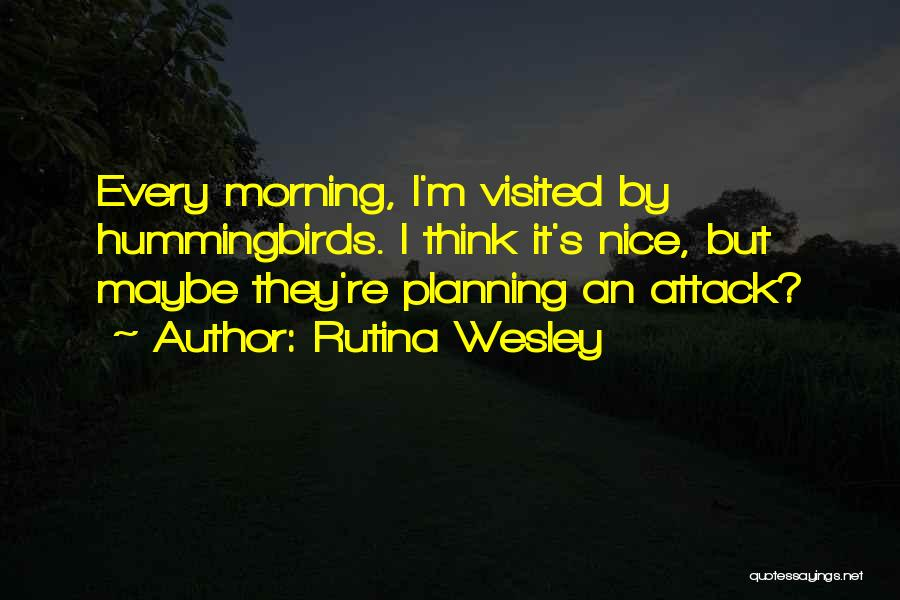 Visited Quotes By Rutina Wesley