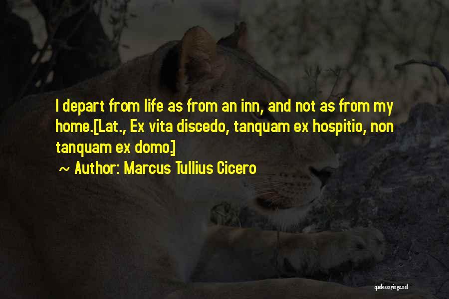 Vita Plus Quotes By Marcus Tullius Cicero