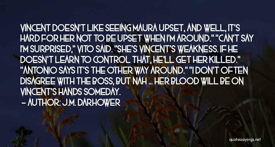 Vito Quotes By J.M. Darhower