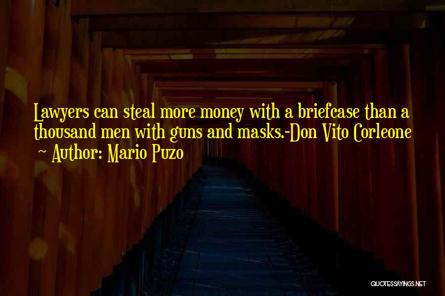 Vito Quotes By Mario Puzo