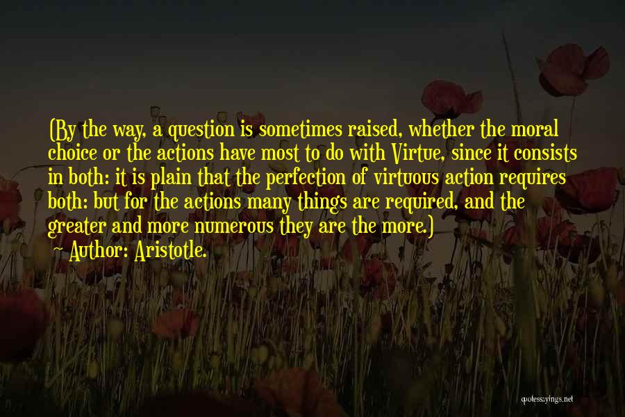 Vivi Walker Quotes By Aristotle.