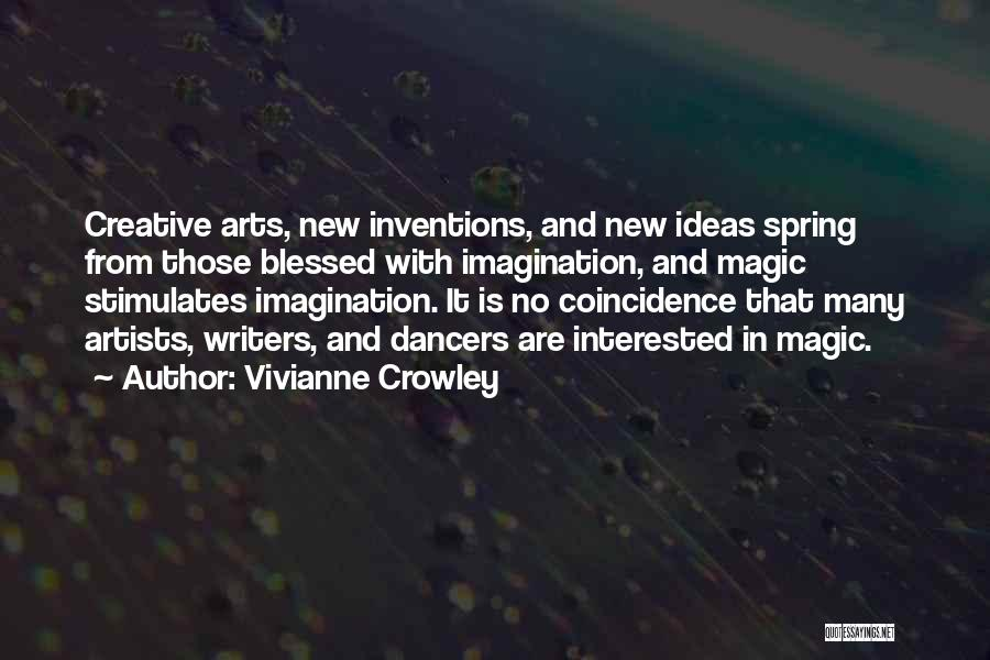 Vivianne Crowley Quotes 1865511