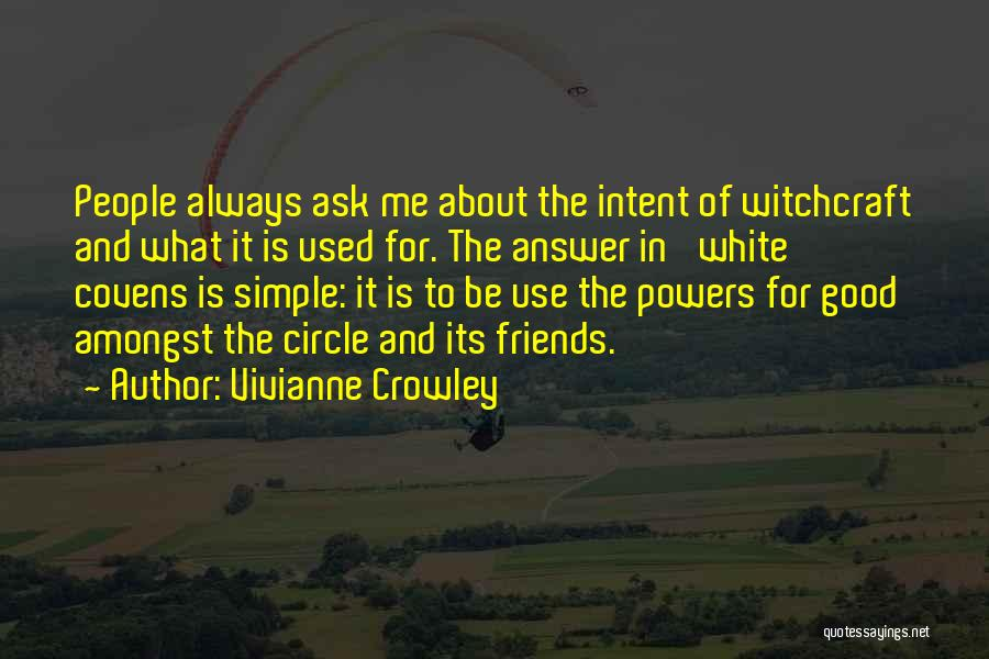 Vivianne Crowley Quotes 230010